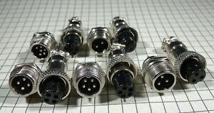 GX12-mm-Metal-Screw-type-Aviation-Male-amp-Female-2-3-4-5-6-pins