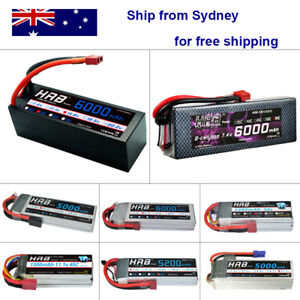 HRB-2S-6S-1300-6000mAh-RC-Lipo-Battery-for-Drone-Airplane-Helicopter-Car-Truck