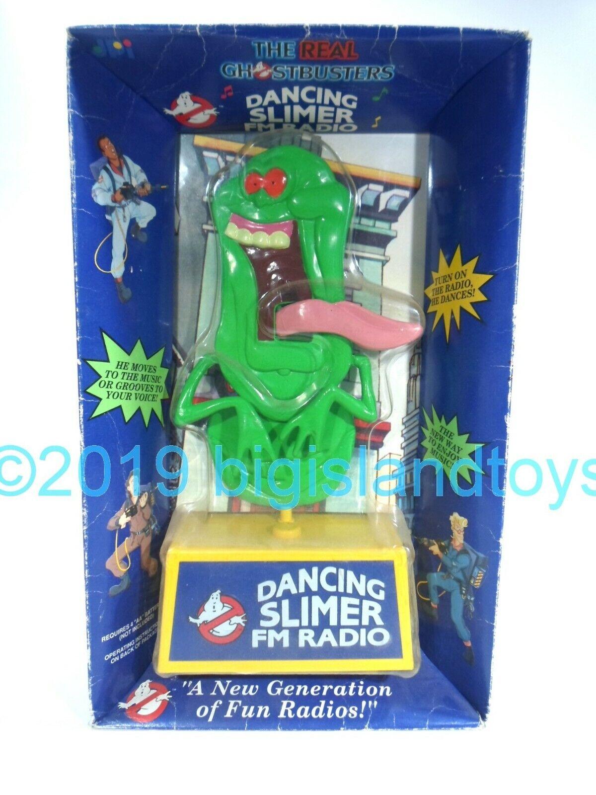 Felices compras Real Ghostbusters Justin productos bailando Delgado Delgado Delgado Radio Fm Nuevo Pero No Sellado  venta mundialmente famosa en línea