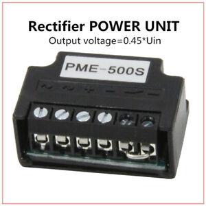 output 0.9//0.45*Uin VDC Osprey Precima PMG 500-S Rectifier Input 215V~500VAC