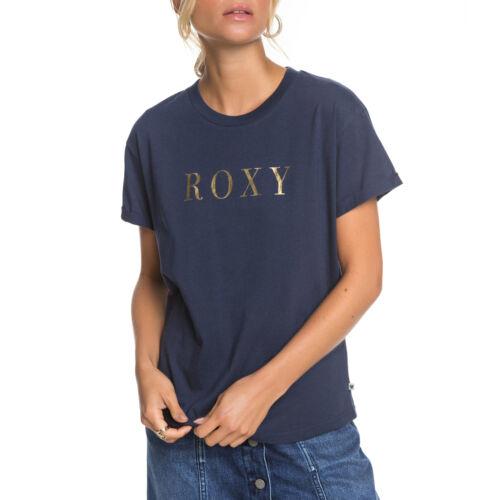Roxy Epic Afternoon Womens T-shirt Short Sleeve Mood Indigo All Sizes