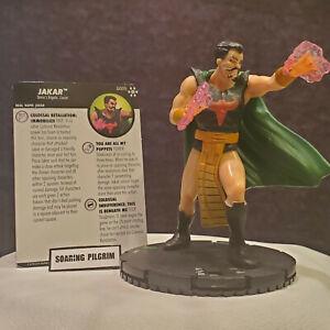 Jakar G009 Marvel Avengers Infinity HeroClix Miniature Uncommon Colossal