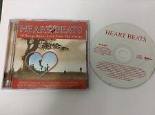 Various Artists : Heart Beats CD (2005)