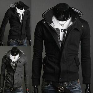 manteau homme hiver v tements d 39 ext rieur manteaux vestes hommes blazer parka ebay. Black Bedroom Furniture Sets. Home Design Ideas