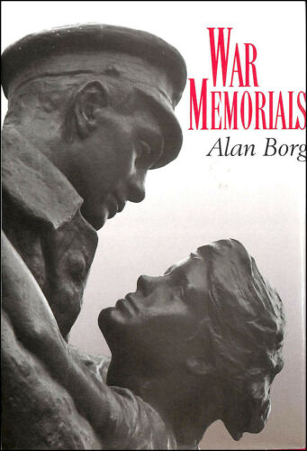 1 of 1 - War Memorials by Borg, Alan