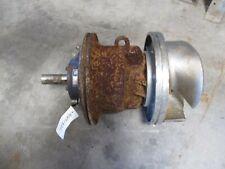 Gorman Rupp Rotating Assembly Pn 44163 351 Shaft 4 34x 1 78 829150c Used