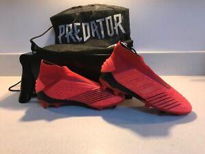 Adidas predator 19+ laceless size 3.5
