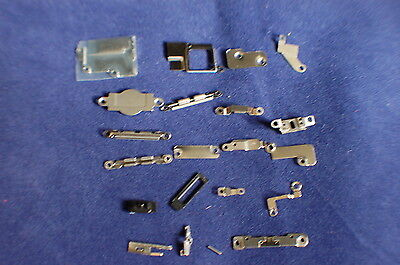 21pcs Set Bundle Inner Small Parts 21 in 1 Brackets for iPhone 5