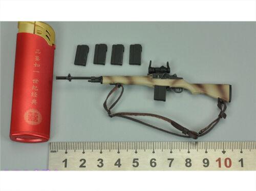 CrazyFigure LW006 1//12 US Delta Special Force M14 Sniper M14 Set Model
