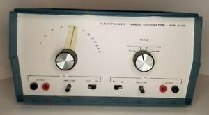 Heathkit-Model-IG-5282-Sine-and-Square-Wave-Audio-Generator