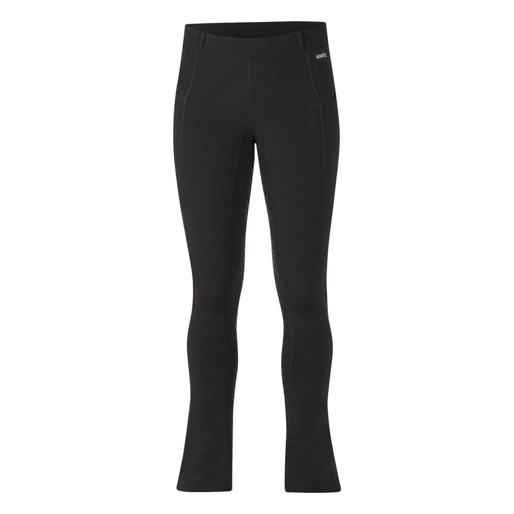 Kerrits Mujer hielo FIL botacut regulares longitud Pantalones De Montar Equitación Antideslizante
