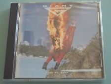 GIANT - TIME TO BURN -  CD NUOVO SIGILLATO (SEALED)