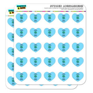 Details about Good Morning Cruel World Funny Humor Heart Planner Scrapbook  Craft Stickers