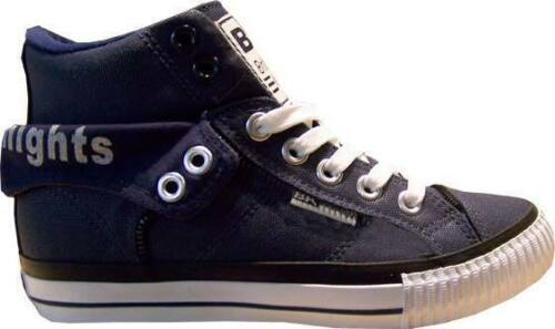 BK British Knights Sneaker Schuhe Roco Wax Canvas navy  NEU Größe wählbar