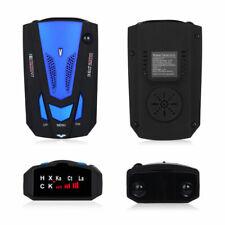 360 Degree Car 16 Band V7 GPS Speed Safety Radar Detector Voice Alert Laser LED