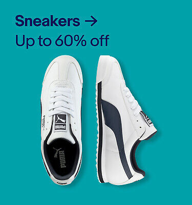 Sneakers Up to 60% off