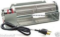 Lennox Superior Factory Wood Prefab Fireplace Blower Kit Fbk100 80l84