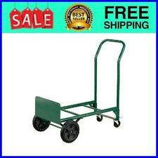 New Listingtop 2 In 1 Convertible Hand Truck And Dolly 400 Lb Capacity