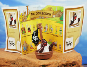 Adventures Asterix Collection Special Edition Baba Cake Topper Figure Model D