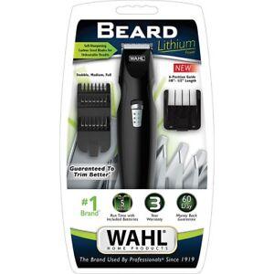Wahl Lithium Powered Beard Trimmer 43917100753 Ebay
