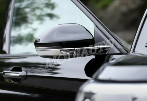 2020-2021 Fit For Ford Explorer ABS chrome Door Rearview Mirror Strip Cover Trim