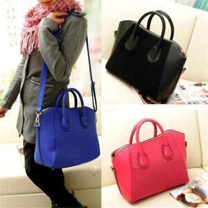 Womens-Designer-Handbag-Set-Leather-Shoulder-Messenger-Tote-Purse-Ladies-Bag-New