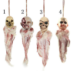 Horror-Halloween-Scary-Ghost-Hanging-Decor-Floating-Haunted-House-Skull-Prop-Toy