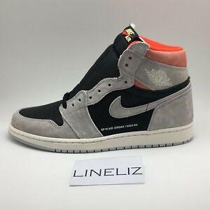 8240b847aaf3d3 Nike Air Jordan 1 Retro High OG Hyper Crimson ALL SIZES UK6.5-UK12 ...