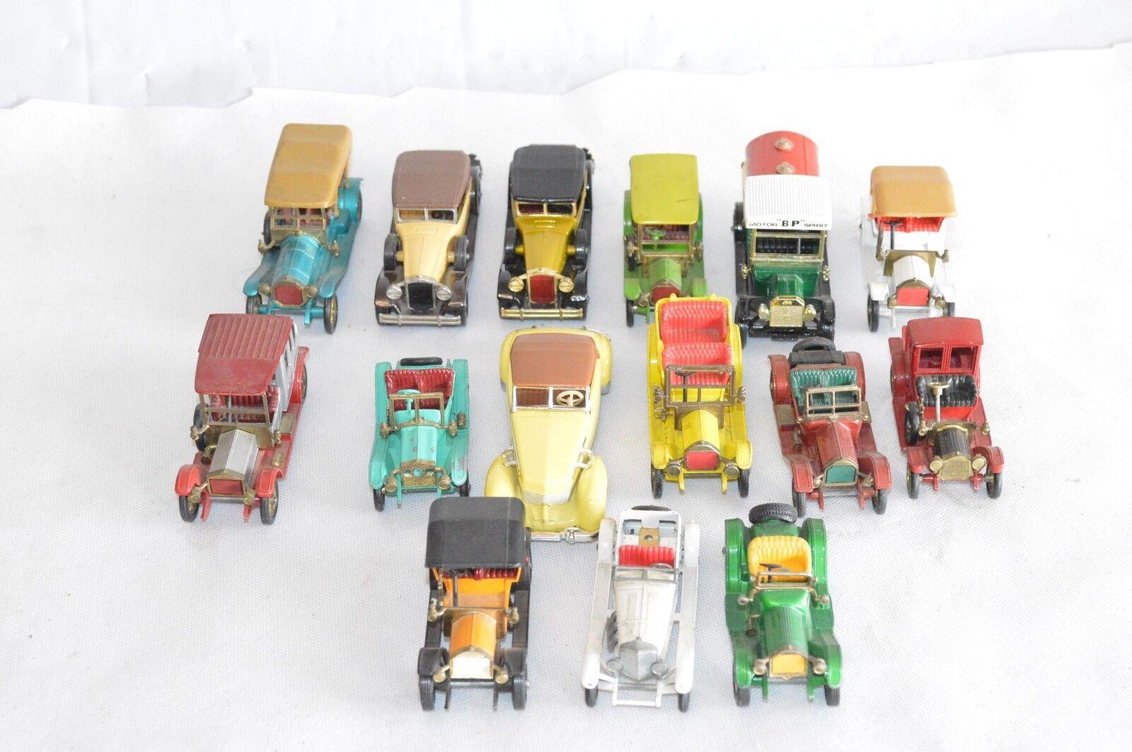 servicio considerado Colección Colección Colección Matchbox models of Yesteryear cualificado e4  clásico atemporal