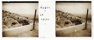 Algeri-Casbah-Algeria-Foto-Placca-Da-Lente-Stereo-Avril-1903