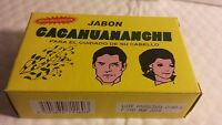 Cacahuananche Soap Net Wt 3.17 Oz With Rosemary Azteca Jabon Cacahuananche