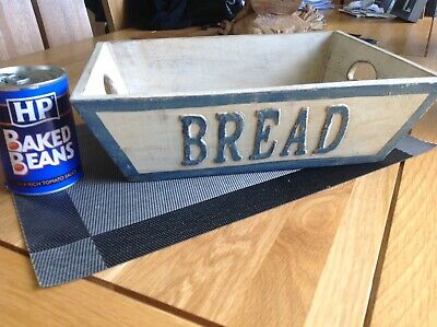 Rustic Wooden Bread Tray/box Crease-Resistance