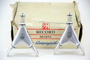 Campagnolo-C-Record-Delta-brakes-brake-set-vintage-road-bike-best-condition