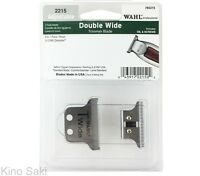 Wahl Professional 5-star Detailer 8081 Replacement Double Wide T-blade Kit