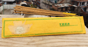 Yoga Handrolled Natural Himalaya Flora Tibetan Incense Stick.