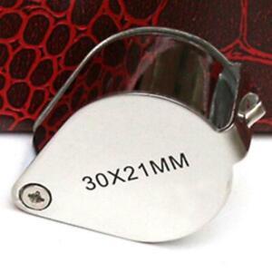 30x-Juwelier-Schmuck-Vergroesserungs-glas-Reparatur-Uhrmacher-DED-D6J3-I0O2