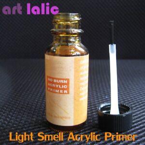 Image Is Loading Light Smell Acrylic Primer Base Bond Nail Tips