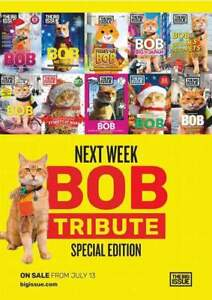 PRE-ORDER-The-Big-Issue-Magazine-TRIBUTE-TO-STREET-CAT-BOB-SPECIAL-PRE