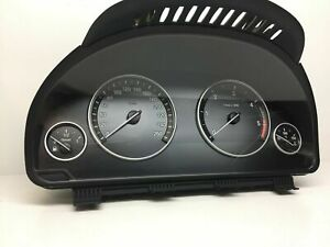 BMW-5-Serie-F10-F11-Km-H-Compteur-de-Vitesse-Instrument-Cluster-Speedo-9227614