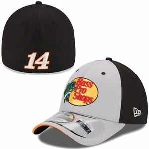 8c5fcd868e3 Tony Stewart New Era  14 Bass Pro Shops Driver Fitted Hat IN STOCK ...