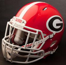 GEORGIA BULLDOGS Riddell Speed GAMEDAY Football Helmet w/S2EG-II-SP Facemask UGA