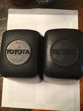 Bumper Pair Set of 2 for Toyota Land Cruiser FJ40 BJ40 BJ42 FJ60 FJ62