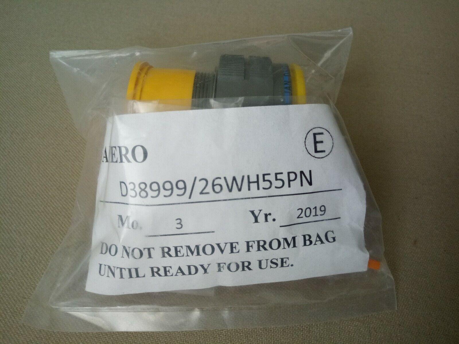 Amphenol Part Number D38999//20FE35SC
