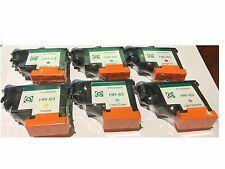 HP 83 C4960A C4961A C4962A C4963A C4964A C4965A Printhead DesignJet 5000 5500