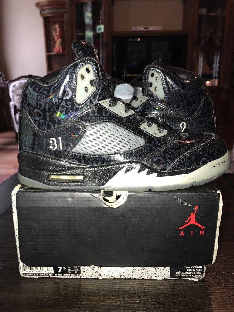 promo code 3686a 5b839 Nike Air Jordan V V V 5 Retro DB DOERNBECHER Sz 7.5 Free Ship 633068-010  47379f