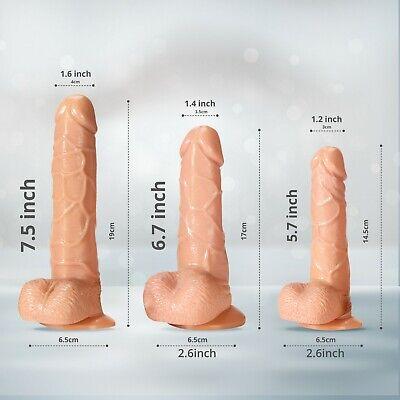 2 Inch Thick Dildo