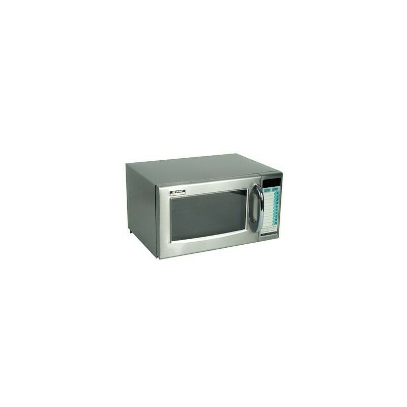 MICROWAVE SHARP - SEMI COMMERCIAL - 1000W