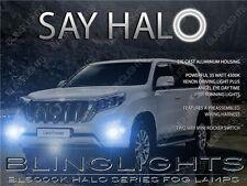 2013 2014 2015 Toyota Land Cruiser Prado Halo Fog Lamp Angel Eye Driving Light
