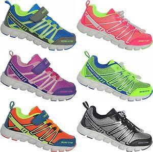 Kinder Mädchen Freizeitschuhe Sport Turnschuhe Schuhe Gr.25