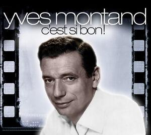 CD-Yves-Montand-C-est-Si-Bon-2CDs